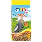 Cliffi Смесь отборных семян для крупных попугаев с бисквитом (Superior Mix Exotics with biscuit) PCOA112, 1 кг