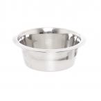 Papillon Миска из нержавеющей стали 25см, 2,8 л (Stainless steel dish) 175250, 0,25 кг
