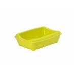 Moderna Туалет-лоток средний с рамкой Artist Medium + rim, 42х30х12см, лимонно-желтый (arist-o-tray + rim 42cm medium), 400 г