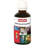 Beaphar Комплекс витаминов В для кошек и собак, 50 г