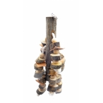 "Benelux Игрушка для длиннохвостых попугаев ""Мега дразнилка"" 72x28 см, 1,5 кг"