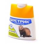 АВЗ Зоошампунь Шустрик для хорьков, увлажняющий дезодорирующий, 100 г