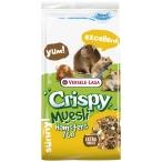 Корм Versele-Laga Crispy Muesli Hamsters & Co для хомяков и других грызунов, 1 кг