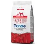 Корм Monge Mini Starter Chicken для щенков малых пород (с 2-х недель), беременных и кормящих собак, с курицей, 1.5 кг
