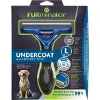 Furminator (фурминатор) L для крупных собак с длинной шерстью