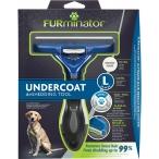 Furminator (фурминатор) L для крупных собак с короткой шерстью