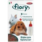 Fiory корм для крольчат Puppypellet гранулированный, 850 г