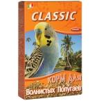 Fiory корм для волнистых попугаев Classic, 400 г