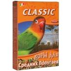 Fiory корм для средних попугаев Classic, 650 г