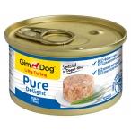 Корм Gimdog Little Darling Pure Delight с тунцом в желе, 85 г
