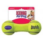 """Kong игрушка для собак Air """"Гантель"""" с пищалкой, большая (23 см)"""