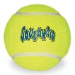 """Kong игрушка для собак Air """"Теннисный мяч"""" с пищалкой, средний (6 см)"""