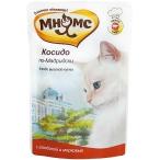 Корм Мнямс Косидо по-Мадридски (консерв.) для кошек, говядина с морковью, 85 г