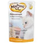 Корм Мнямс Каччиаторе по-Неаполитански (консерв.) для кошек, курица с томатами, 85 г