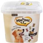 Мнямс Мини-косточки для собак, ассорти, 140 г