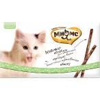 Мнямс лакомые палочки для кошек, с уткой и кроликом, 13.5 см, 10 шт х 5 г
