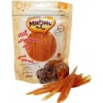 Мнямс куриная соломка для собак, с омега-3 и омега-6, 100 г