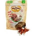 Мнямс  кальцинированные косточки для собак, с утиным мясом, 100 г
