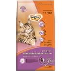 Корм Мнямс Hairball & Indoor для кошек, вывод шерсти из желудка, с ягненком, 400 г