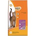 Корм Мнямс Hairball & Indoor для кошек, вывод шерсти из желудка, с ягненком, 10 кг