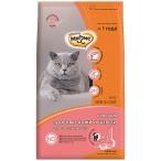 Корм Мнямс Skin & Coat для кошек, для кожи и шерсти, с лососем, 400 г