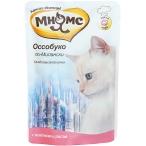 Корм Мнямс Оссобуко по-Милански (консерв.) для кошек, ягненок с рисом, 85 г