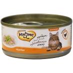 Корм Мнямс (в желе) для кошек, с курицей, 70 г