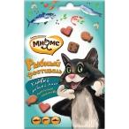 Мнямс Рыбный фестиваль лакомство для кошек, лосось, креветки, форель, 50 г