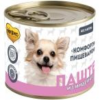 Корм Мнямс Комфортное пищеварение (паштет) для собак, с индейкой, 200 г