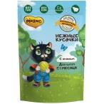 Корм Мнямс Фермерская ярмарка (консерв.) для котят, с ягненком, 85г