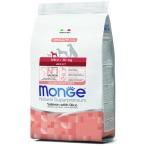 Корм Monge Mini Salmon & Rice для собак малых пород, лосось с рисом, 800 г
