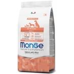 Корм Monge Adult Salmon & Rice для собак, лосось с рисом, 12 кг