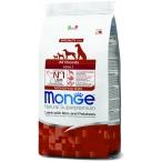 Корм Monge Adult Lamb, Rice & Potatoes для собак, ягненок с рисом и картофелем, 12 кг