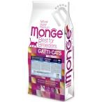 Корм Monge BWild Anchovies (низкозерновой) для кошек, с анчоусами, 10 кг