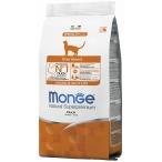 Корм Monge Monoprotein Sterilised Duck для стерилизованных кошек, с уткой, 1.5 кг