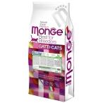 Корм Monge Monoprotein Rabbit для кошек, с кроликом, 10 кг