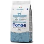 Корм Monge Monoprotein Kitten Trout для котят, с форелью, 1.5 кг