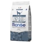 Корм Monge Monoprotein Sterilised Trout для стерилизованных кошек, с форелью, 1.5 кг
