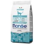 Корм Monge Monoprotein Sterilised Codfish для стерилизованных кошек, с треской, 1.5 кг