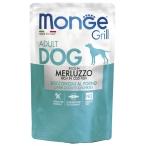 Корм Monge Grill Pouch Codfish (консерв.) для собак, с треской, 100 г