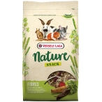 Корм дополнительный Versele-Laga Nature Snack Fibres для грызунов, с клетчаткой, 500 г
