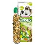 Лакомство Versele-Laga палочки для кроликов и морских свинок Crispy с овощами 2х55 г