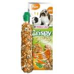 Versele Laga палочки для кроликов и морских свинок Crispy с морковью и петрушкой 2х55 г