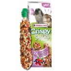 Лакомство Versele-Laga палочки для кроликов и шиншилл Crispy с лесными ягодами 2х55 г