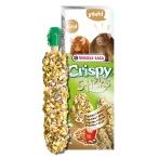 Лакомство Versele-Laga палочки для крыс и мышей Crispy с попкорном и орехами 2х55 г
