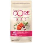Корм Wellness CORE Sterilised Ocean для стерилизованных кошек, с лососем, 1.75 кг