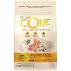Корм Wellness CORE Sterilised Original для стерилизованных кошек, курица с индейкой, 300 г