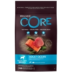 Корм Wellness CORE Ocean для собак средних и крупных пород, лосось с тунцом, 10 кг