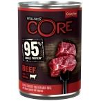 Корм Wellness CORE 95 (консерв.) для собак, говядина и брокколи, 400 г