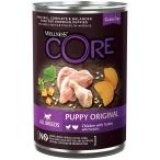 Корм Wellness CORE 95 Puppy Original (консерв.) для щенков, курица с индейкой и тыквой, 400 г